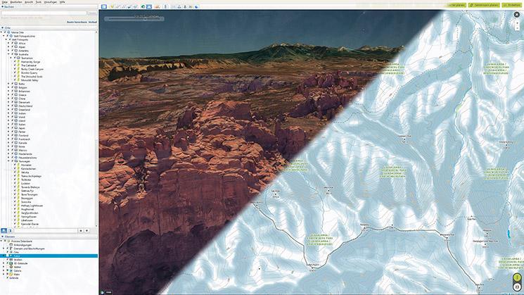 Digitales Location Scouting, © Alexander Otto