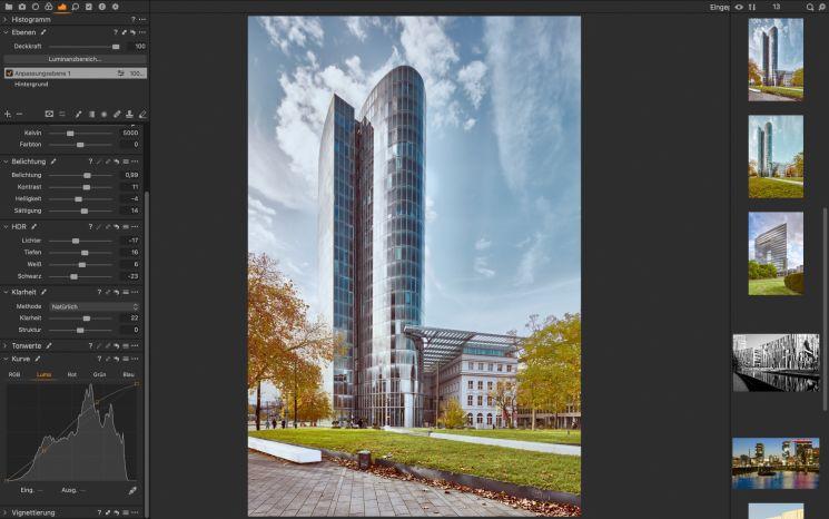 Architekturfotografie in Düsseldorf (c)K2 Studio, Jochen Kohl