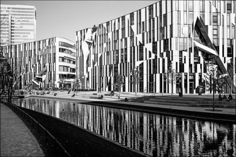 Moderne Architekturfotografie in Düsseldorf (c) K2 Studio, Jochen Kohl