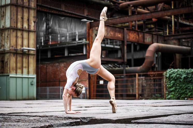 Ballettfotografie mit Sascha Hüttenhain, © Miriam Fauler Fotografie