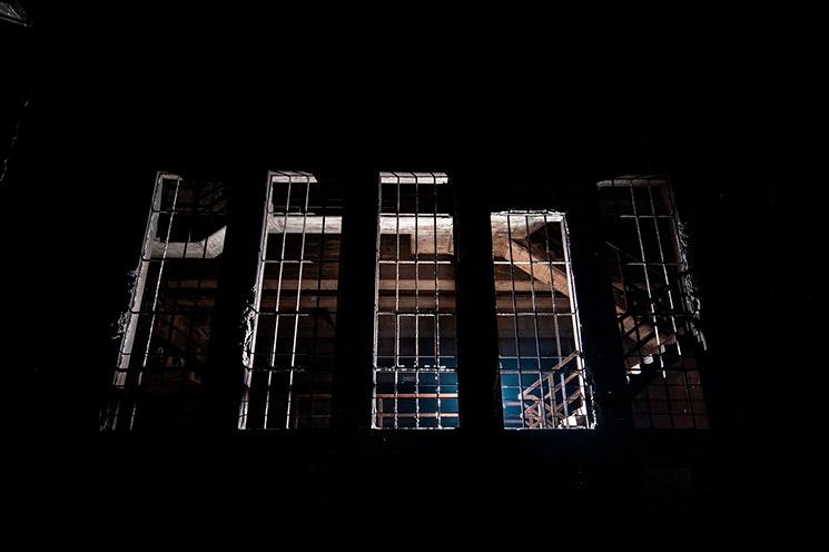 Nachtfotografie ohne Stativ; © Klaus Wohlmann