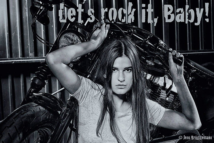 Let's rock it, Baby - © Jens Brüggemann