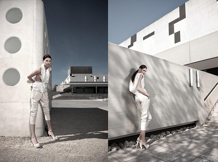 Fashion on Location, © Sascha Hüttenhain
