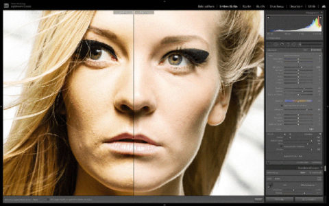 Von Lightroom zu Photoshop, © Maike Jarsetz
