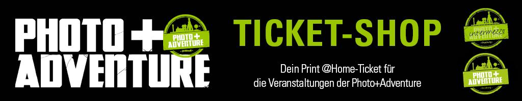 Startseite Banner Ticket-Shop