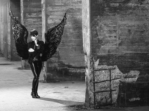 Industrial Angel, © Thomas Adorff
