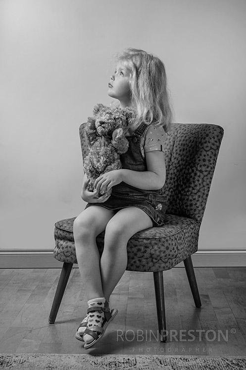 Masterclass Fine Art Portraiture - Fine Art Porträtfotografie, © Robin Preston