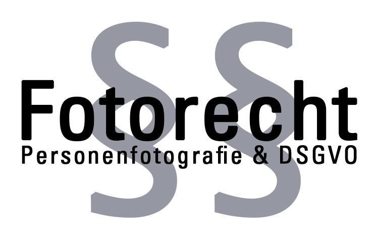 Fotorecht: Personenfotografie & DSGVO
