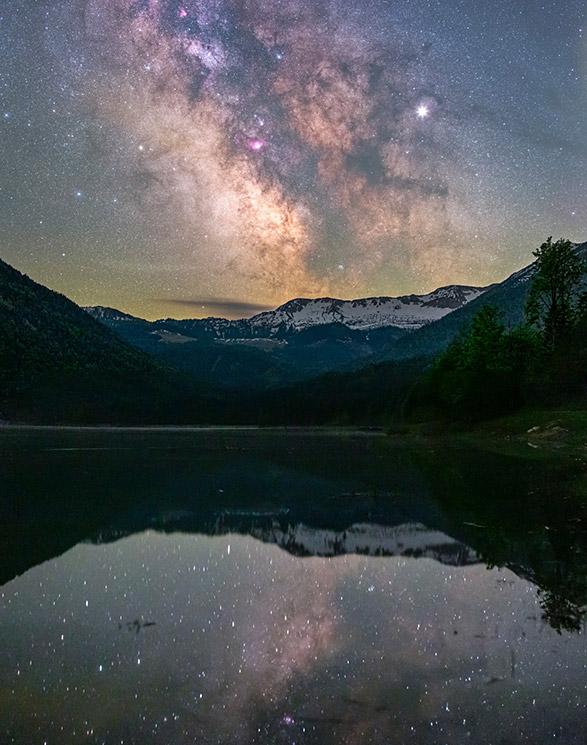 Astrofotografie, © Katja Seidel