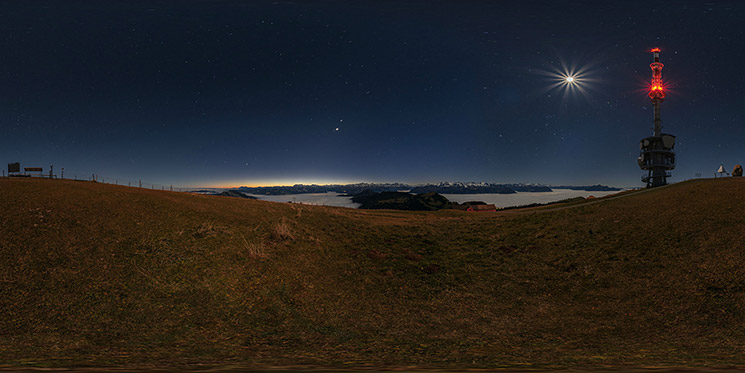 Kugelpanorama, © Thomas Bredenfeld